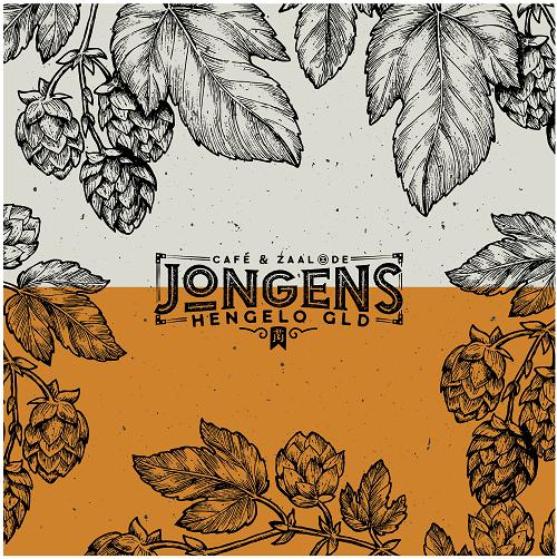 Café de Jongens Logo